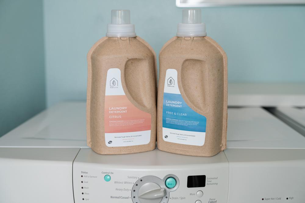 best non toxic safe laundry detergent