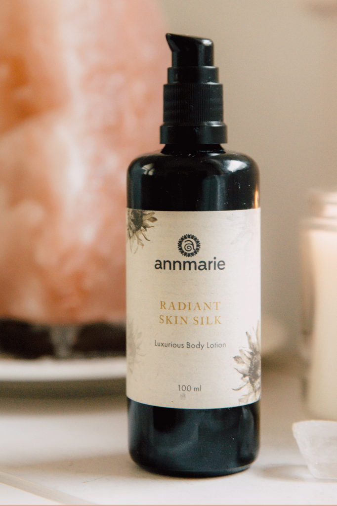 chemical free body lotion